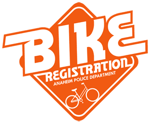 Official Bike Reg Logo