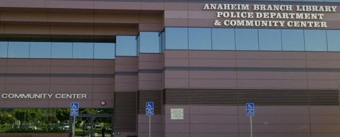 East Anaheim Community Center