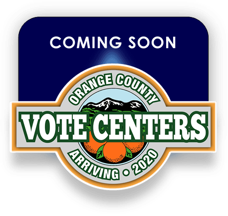Coming Soon Vote Centers