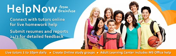 Free online tutoring for all grade levels